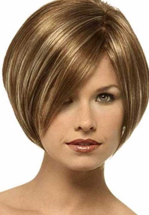 Funky Stacked Bob Haircut Trendy Short Hairstyles For 2014 Tumblr