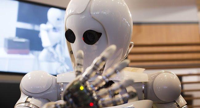 Robot đang ngày càng trở nên giống con người, và vì sao đó là tin không hề vui - Ảnh 3.