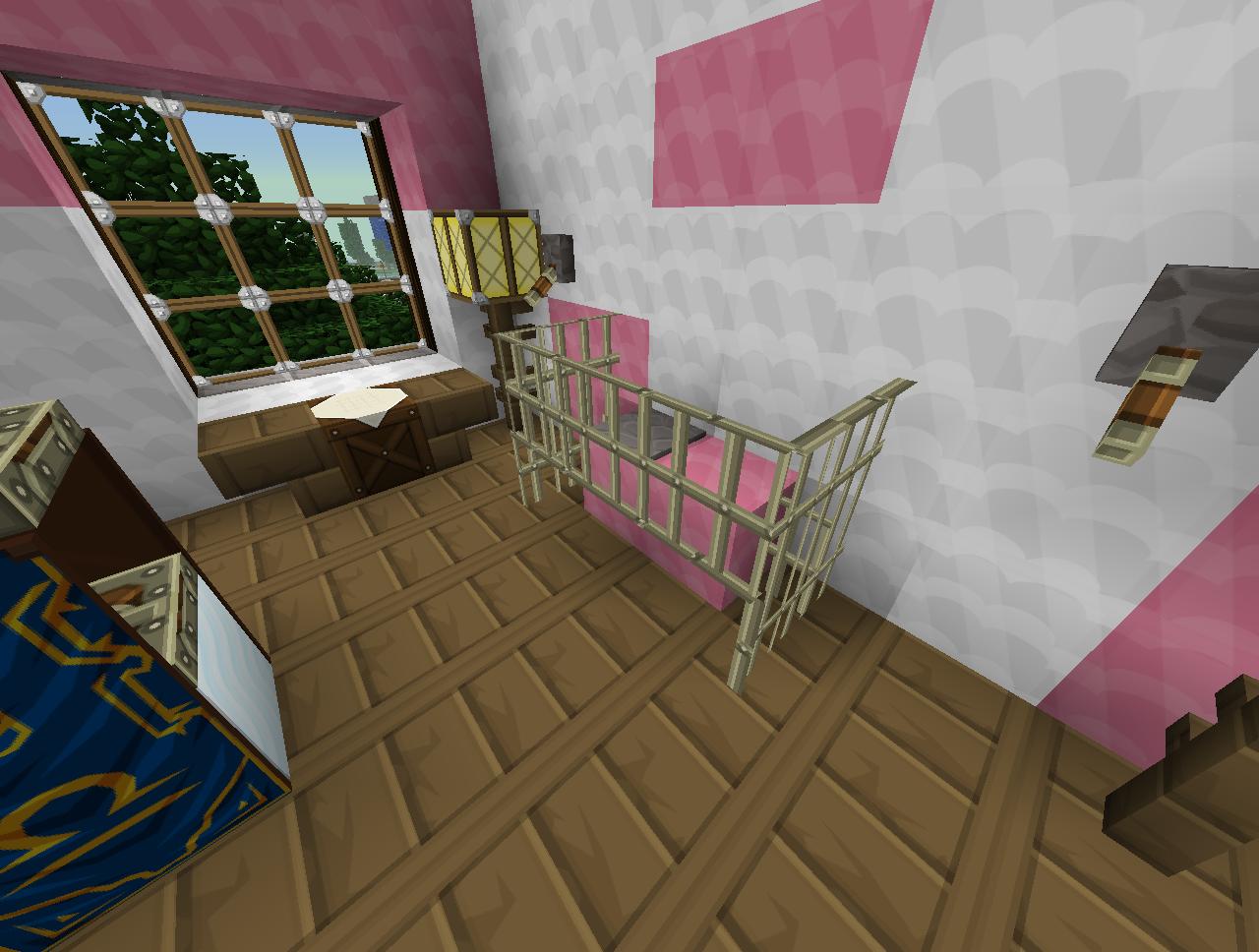 The Best Ideas Minecraft Bedroom Ideas Modern