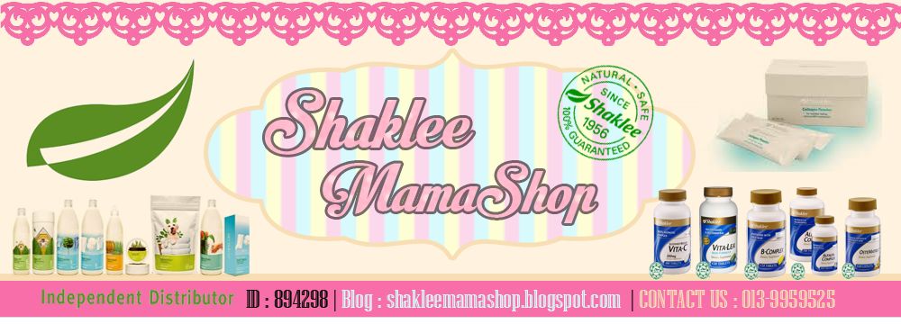 Shaklee Mama Shop