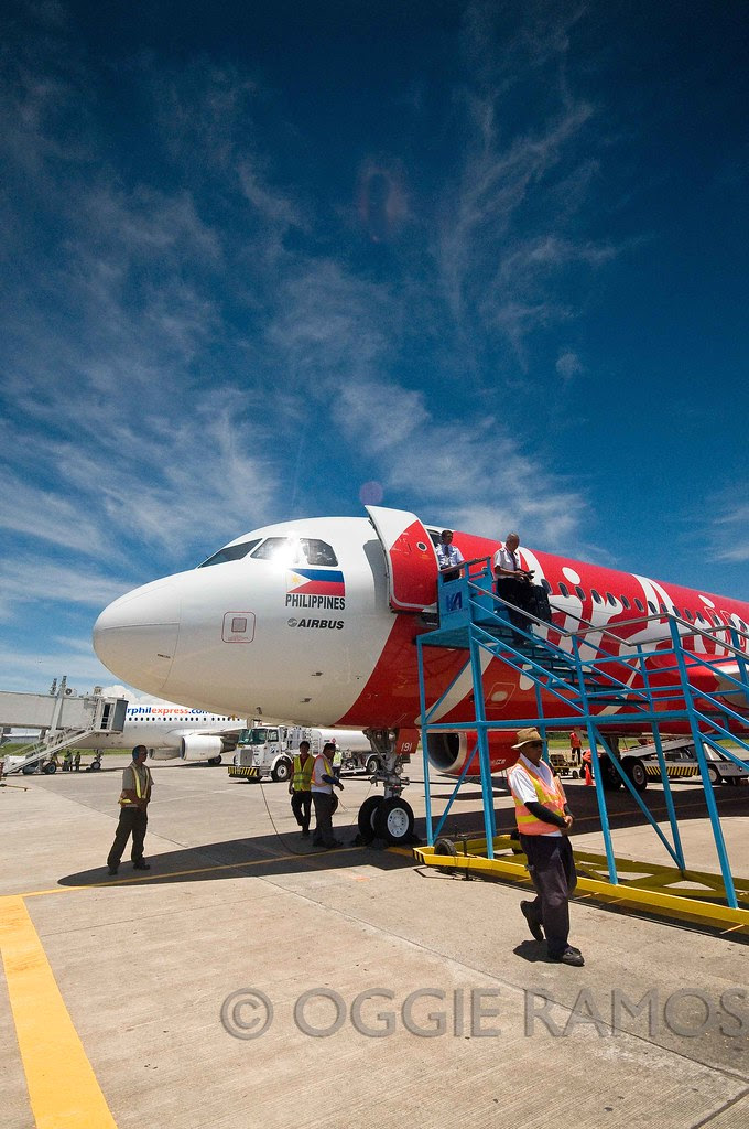 AirAsia - Maiden Flight to Davao