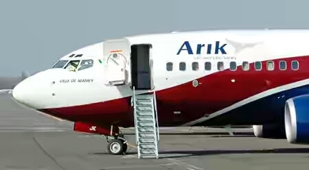 Arik Air Shuts Down As Unions Protest N12.4bn Debt It Owed FAAN