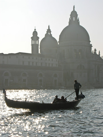 Image result for image gondolier on grand canal