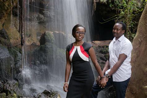 Nelly & Ricky :: Nairobi Kenya Paradise Lost Engagement