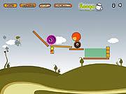 Jogar Alien roll Jogos