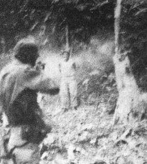 Image result for Fidel shoots Cuban counter revolutionaries