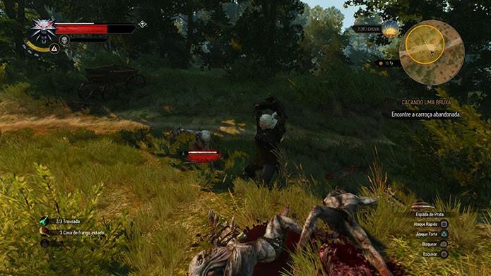 The Witcher 3: Wild Hunt (Foto: Reprodução/Felipe Vinha)