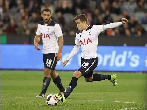 VIDEO: Harry Winks vs Atletico Madrid
