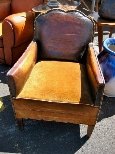 Lovely small French Chair (www.williamsantiks.com)