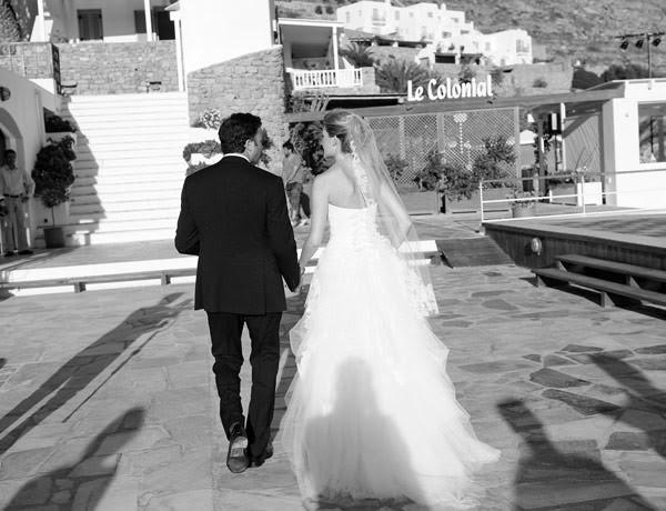 casamento na grecia vogue