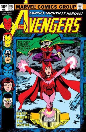 Avengers Vol 1 186