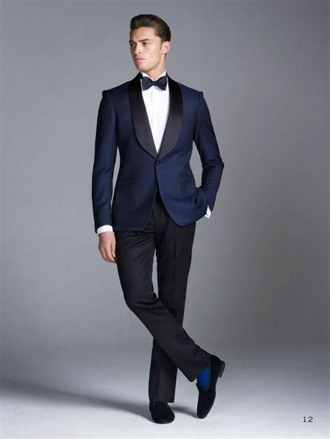 Best 25  Midnight blue suit ideas on Pinterest   Groomsmen