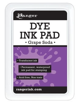 Ranger Dye Ink Pad GRAPE SODA RDP42884