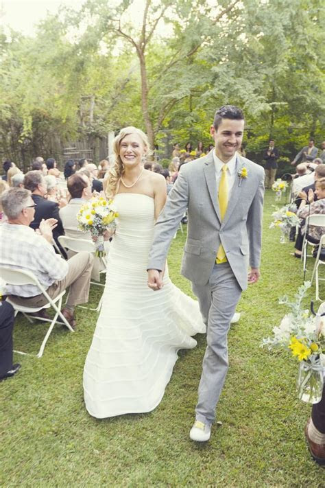 1000  ideas about Yellow Grey Weddings on Pinterest   Gray