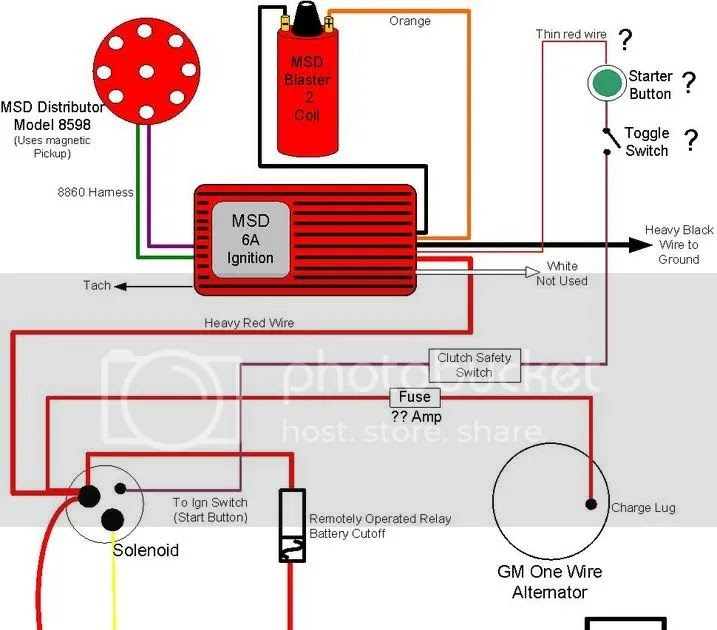 20 Best Msd 6al Wiring