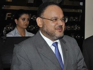 O novo ministro da Educação, Henrique Paim (Foto: Valter Campanato / Agência Brasil)