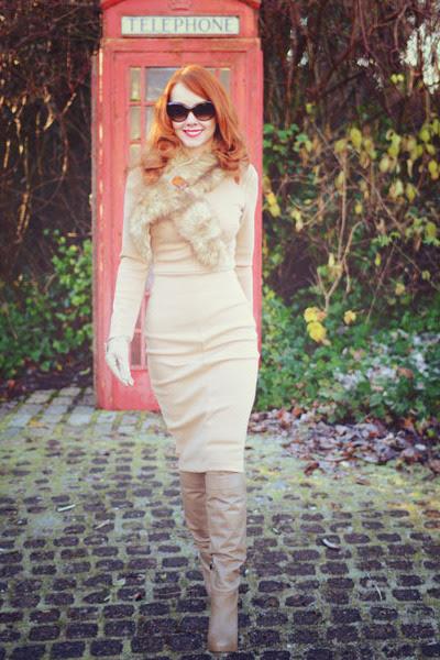 Neutral-sam-edelman-boots-neutral-pencil-robert-rodriguez-dress
