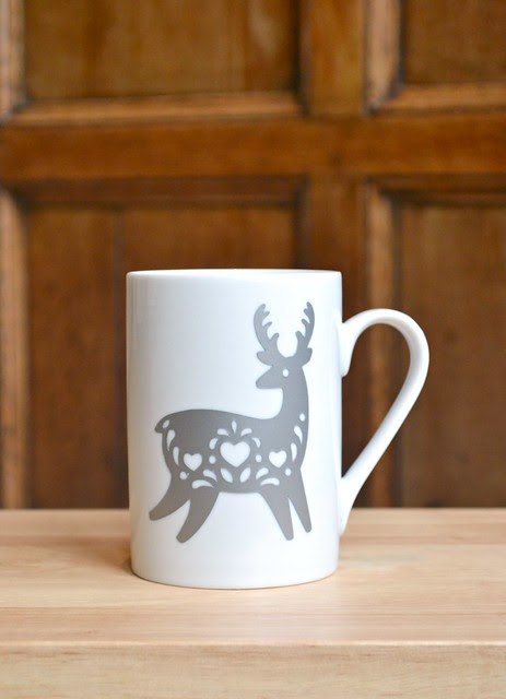 Deer Mug 3