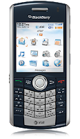 5. BlackBerry Pearl 8120