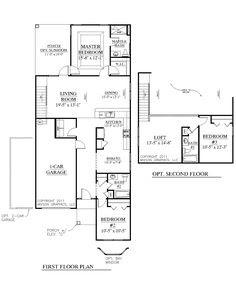 House Plans on Pinterest