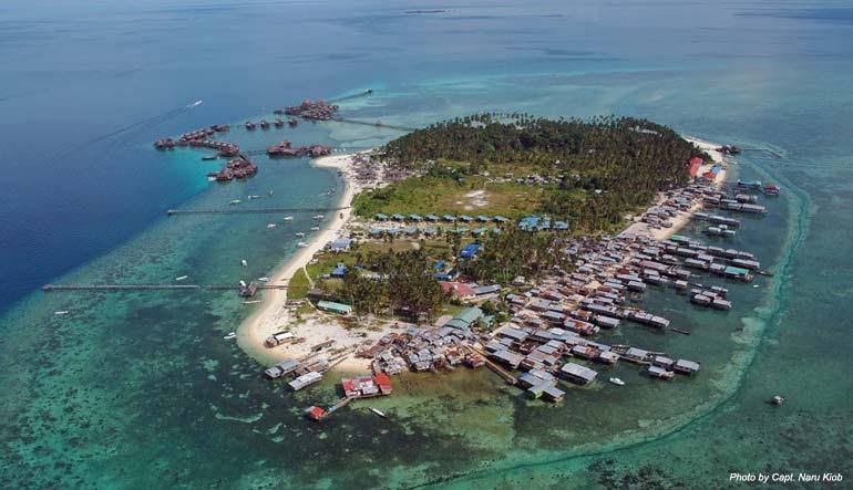 Hasil carian imej untuk pulau mabul