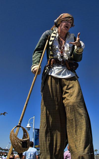 Belmont Pier Pirate Invasion 1