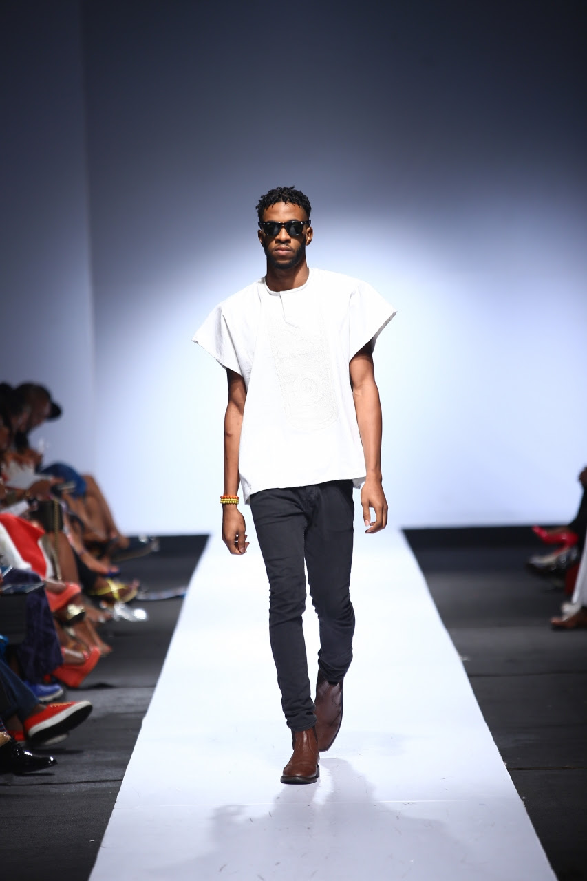 Heineken Lagos Fashion & Design Week 2015 Ade Bakare Collection - BellaNaija - October 2015007