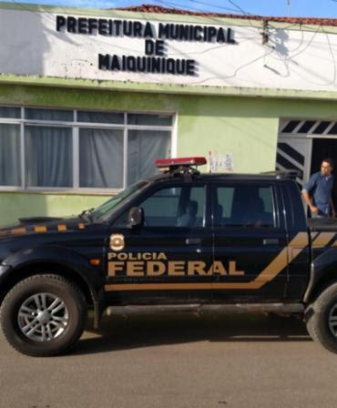 Cerca de 60 policiais federais participam da operação - Foto: Divulgação | Polícia Federal