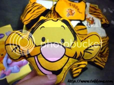 Disney Tiger Baby Gift Set