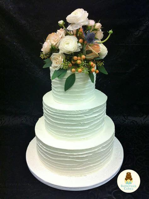 Rustic Wedding Cake   Wedding Cakes   Pinterest