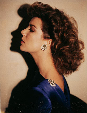 Princess Caroline of Monaco, by Andy Warhol, American, 1983