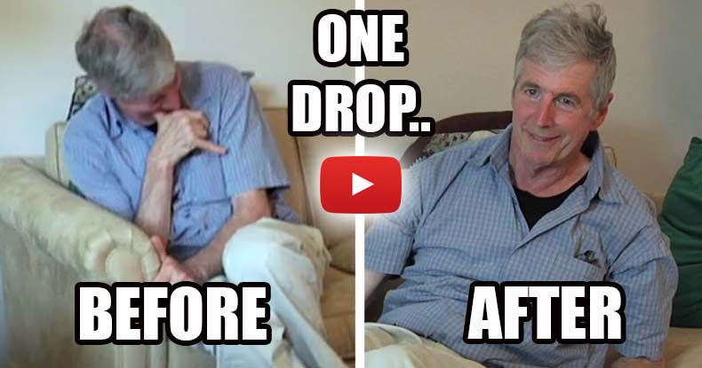 Image result for WATCH: Fmr Cop With Severe Parkinson's Tries Cannabis Treatment for First Time