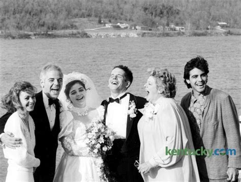 A Clooney wedding, 1987   Kentucky Photo Archive