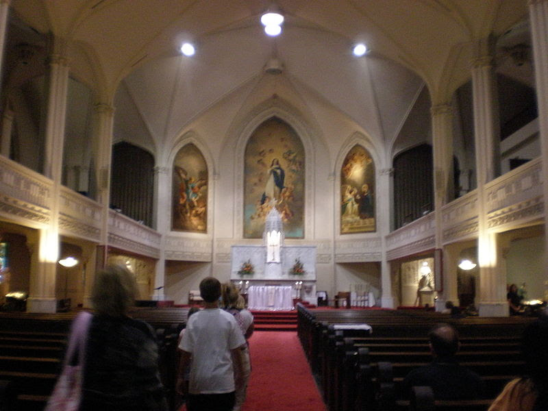 File:Old Saint Mary's Cathedral interior 1.JPG