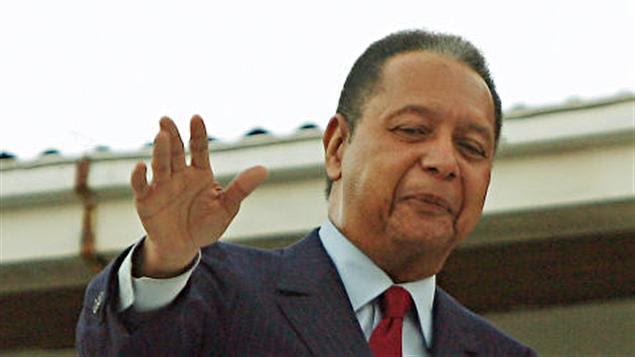 Suiza quiere devolver a Haití dinero confiscado a Jean Claude Duvalier