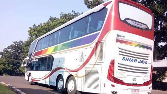 Mau Pulang Kampung Naik Bus Tingkat Ini Daftar Po Nya Halaman All