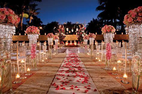 Coconut Grove Wedding Venues   The Ritz Carlton Coconut
