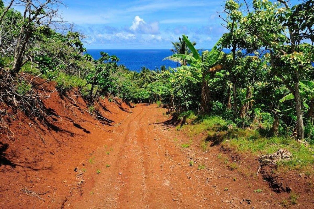 Como é viver em uma pequena ilha britânica no meio do Pacífico 16