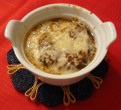 Sandra Waugh's French Onion Soup