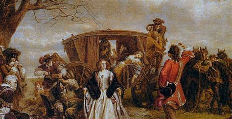 Famous highwaymen in England
