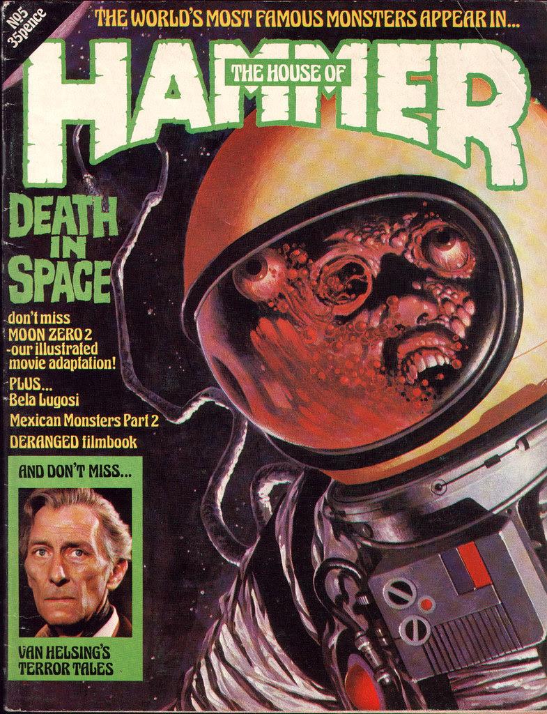House Of Hammer Magazine - Issue 5 (1977)
