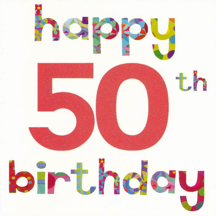 Happy Birthday Ideas: Happy 50th Birthday Quotes. QuotesGram