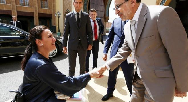 Resultado de imagen para Michetti en Marruecos