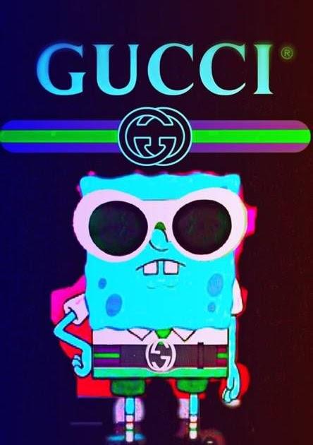 Iphone spongebob wallpaper: Supreme Hype Spongebob Gucci ...