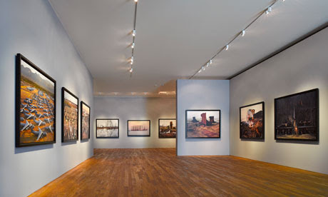 A second shot of the Photographers' Gallery.