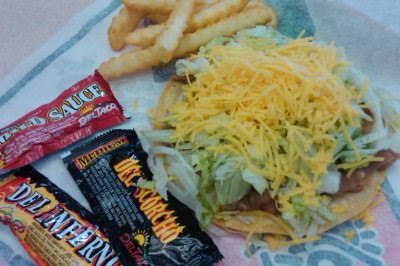 Bean And Cheese Burrito Del Taco Del Taco's Secret Naug...