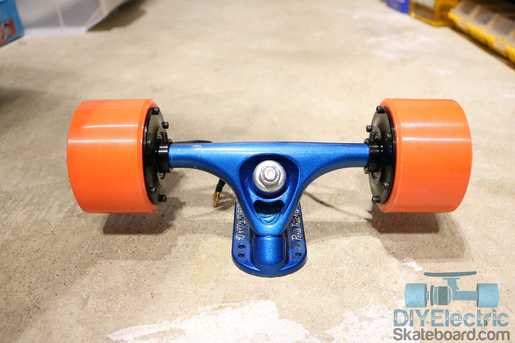 Dual Hub Motor Electric Skateboard Build Parts Checklist Plan \u2013 DIY Electric Skateboard