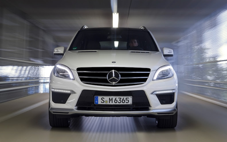 Mercedes-Benz' Alabama Plant to Make New SUV for 2015 ...