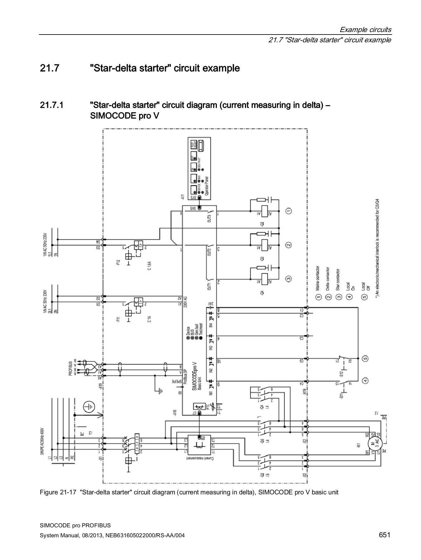 Wiring Diagram Star Deltum Pdf