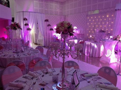 Wedding Aisle Decorations Crystal Pillars   Buy Wedding
